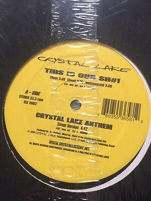Crystal Lake - This Is Our Sh#! / Anthem / Blowin' Out Ya Speakers Random Rap