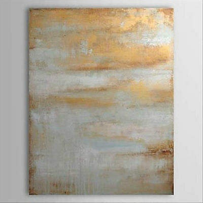 HH102 100% Hand-painted Abstract scenery oil painting Color art Home Decor art
