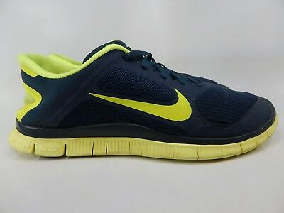 best website 3a560 4dc4c Nike Free 4.0 V3 Size 13 M (D) EU 47.5 Men s Running Shoes Blue