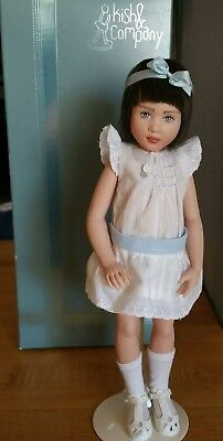 "Kish 11"" Children of Yesteryear Vinyl Margie Doll A/O in Box! LE 1500"