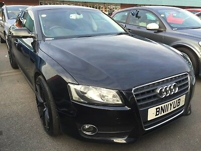 "11 Audi A5 Sportback 2.0 Tfsi Se Manual - 6 Main Services, Leather, 20"" Alloys"