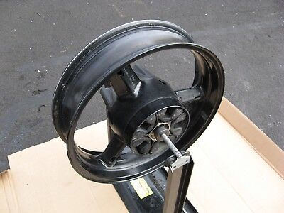 2002 - 2012 Suzuki V-Strom DL1000 DL 1000 Rear Wheel Rim Straight and nice