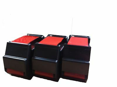 RED Francotyp Postalia FP Compatible OptiMail 20, 30, 35 Franking Ink Ribbons
