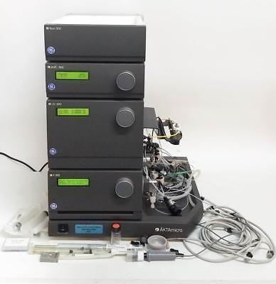GE AKTAMicro FPLC SYSTEM P-905 UV-900 PH/C-900 BOX-900 M-925 INV-917 (6297)