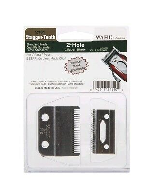 Wahl Stagger-Tooth Blade #2161 For Cordless Magic Clip