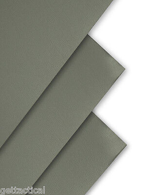 2 Sheets of 8x12 Kydex T, P1 -OD Green 060 -DIY Sheath Or Holster Material