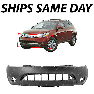 NEW Primered Front Bumper Cover Fascia for 2003 2004 2005 Nissan Murano 03 04 05