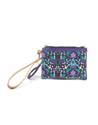 Disney Mary Poppins Ladies Pouch Wallet Multicolor