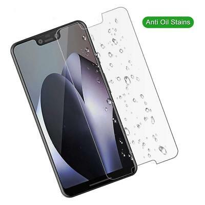 2x Tempered Glass LCD Screen Protector Guard Film For Google Pixel 3