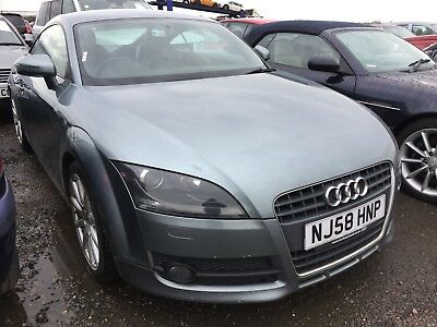 58 Audi Tt 2.0 T-Fsi 200Bhp Leather, Colour Sat Nav, Climate, Fabulous Looking
