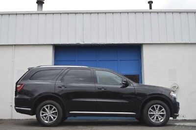2015 Dodge Durango Limited Repairable Rebuildable Salvage Runs Great Project Builder Fixer Easy Fix Save