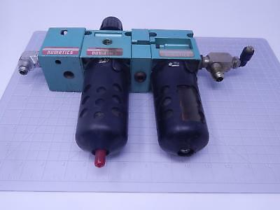 Numatics UK30-04 Pneumatic Valve Assembly P30B-04 L30L-04 T128475