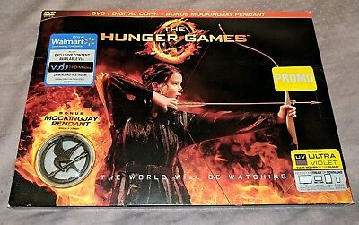 *NEW*The Hunger Games Collectors Edition, Walmart Exclusive with Mockingjay Pin!