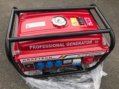 Professional German Generator gasoline *  6500W  * business and personal use