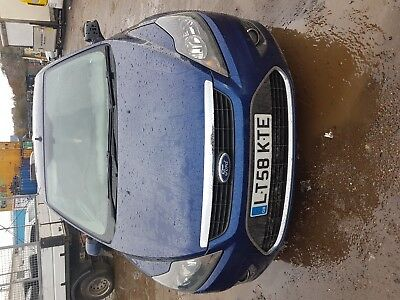 Ford Focus Convertable Blue Petrol 2008