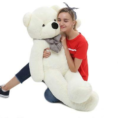 Giant Teddy Bear 47 Inch Plush Stuffed Animal Toys Christmas Valentine Birthday