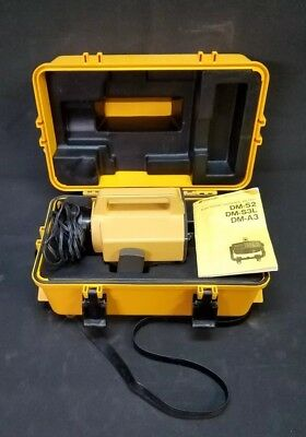 Topcon DM-S2 Electronic Distance Measuring Instrument