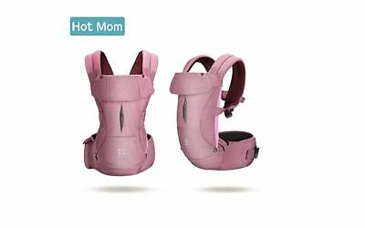 Hot Mom Baby Carrier ergonomically Designed Multiple-Positions