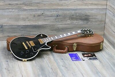 SWEET! Gibson Les Paul Custom Lite 2014 Ebony + OHSC
