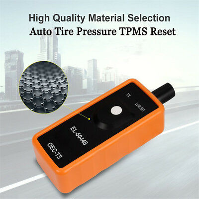 EL-50448 TPMS Reset Relearn Auto Tire Pressure Activation Tool For Car Vehicle