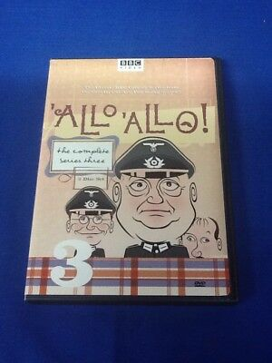 Allo Allo - The Complete Series Three (DVD 2-Disc Set)