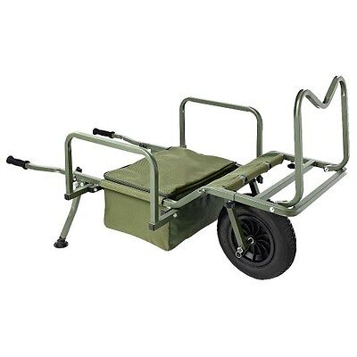 NEW Trakker X-Trail Gravity Carp Fishing Barrow - 215305