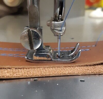 PFAFF 40 INDUSTRIAL Strength HEAVY DUTY Sewing Machine LEATHER JEANS Inspiration Sewing Machine For Sunbrella