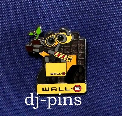 Wall-E Booster Pack Wall-E Disney Pin 108681