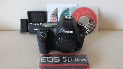 Canon EOS 5D Mark III Digital Camera Body only Exterior beautiful Points to note
