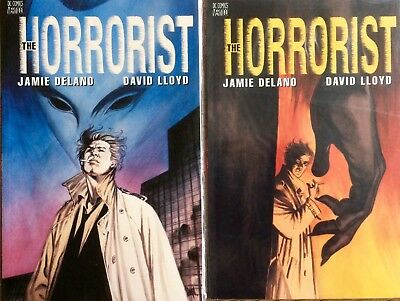 The Horrorist (Hellblazer) Delano/Lloyd
