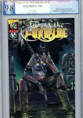 Tales of the Witchblade #1/2, 9.8 NM/M, PGX Certified, Jun 1997, Wizard/Top Cow