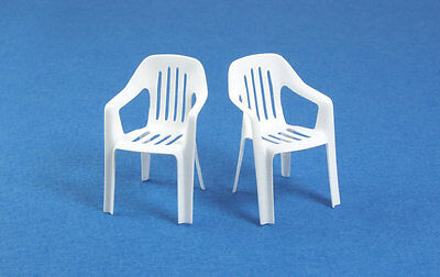 Matho Models 35045 Plastic Garden Chairs 1:35 scale