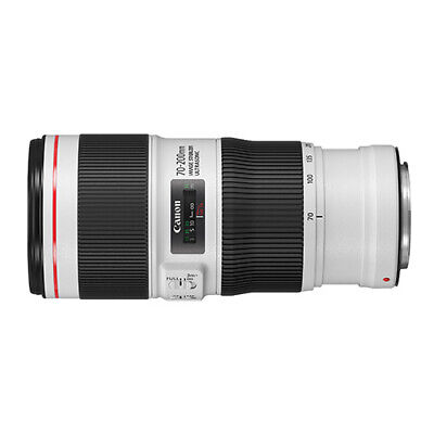 Canon EF 70-200mm f/4L IS II USM Lens From EU Nuevo