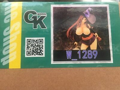 Dragon's Crown Sorceress Resinkit