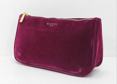 21add36fa4d GUCCI VELVET MAKEUP Bag   Cosmetics Pouch - £13.50