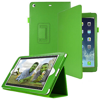 New Luxury Smart Flip Cover Magnetic Stand Slim PU Leather Case For iPad Models