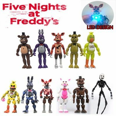 Five Nights At Freddy's FNAF Action-Figuren Spielzeug Freddy Fazbear Bär