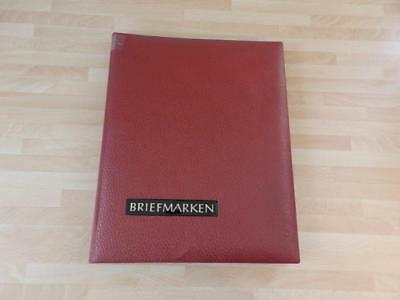 (4095) Early Germany Stamp Collection In Briefmarken Album