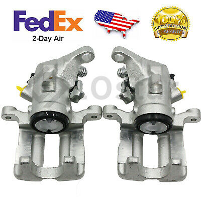 Rear Left & Right Brake Caliper Fits Audi 100 A6 Quattro 853 615 423 A