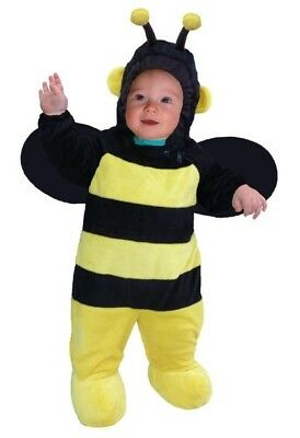 Infant Toddler Pram Costume Bumble Bee 6- 12 months