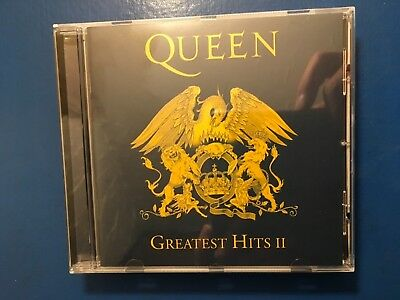 Queen Greatest Hits Volume Two.    2011 Digital Remaster Compact Disc