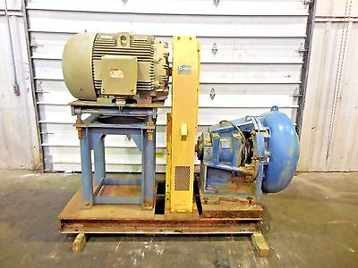"RX-3618, METSO MM250 FHC-D 10"" x 8"" SLURRY PUMP W/ 100HP MOTOR AND FRAME"