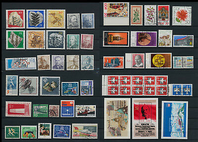 Stamps of Old Germany, DDR, Alliierte Besatzung, used,  great Lot (VQ 49)
