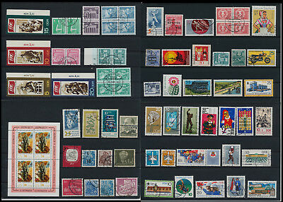 Stamps of Old Germany, DDR, Alliierte Besatzung, used,  great Lot (G 27)