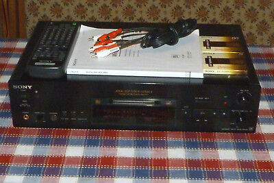 Sony MDS-JB940 QS - Minidisc - High End Gerät - PS2 - MDLP / LP2/ LP4 + FB+BDA