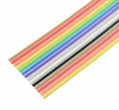 14-Way Coloured Ribbon Cable 28AWG (price per metre)