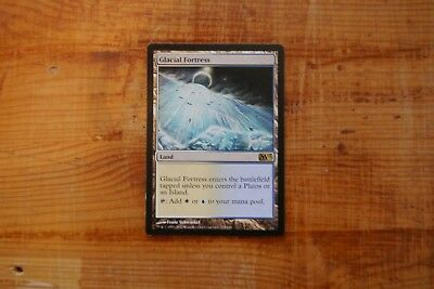 Glacial Fortress - Magic the Gathering MtG