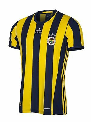 Authentic ADIDAS FENERBAHCE 2016/17 Licensed HALLEY Coca Cola 110 Years Yil M