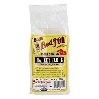 Bob's Red Mill Flour Barley Flour 20.0 OZ (Pack of 3)