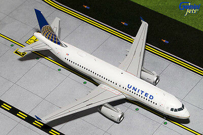 Gemini Jets 1:200 United Airlines Airbus A320-200 'New Colours' N404UA